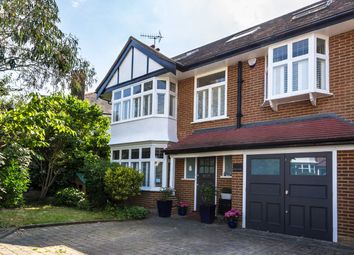 Thumbnail 6 bed property for sale in Elgar Avenue, London