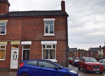 Thumbnail 2 bed end terrace house for sale in Nelson Street, Fenton, Stoke-On-Trent