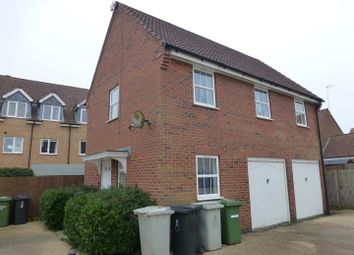 Thumbnail 2 bed semi-detached house to rent in Siskin Road, Uppingham, Oakham