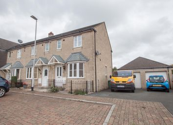Thumbnail 2 bed end terrace house for sale in Lady Fern Road, Roborough, Plymouth