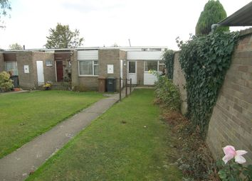Thumbnail 2 bedroom semi-detached bungalow to rent in Harlech Close, Spondon, Derby