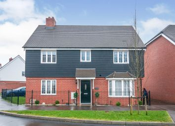 Knowles Road, Horley RH6. 4 bed detached house for sale