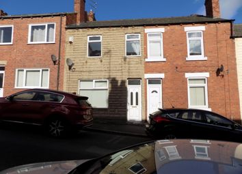 Thumbnail 3 bed terraced house to rent in Fairfield Avenue, Pontefract