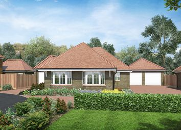 Thumbnail 2 bed detached bungalow for sale in The Slindon At Valeside Keep, Valebridge Road, Burgess Hill, West Sussex