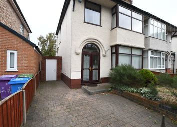 Thumbnail 3 bed semi-detached house to rent in Eaton Road, Liverpool