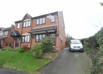 Thumbnail 2 bed semi-detached house to rent in Ash Lea, Minsterley, Shrewsbury