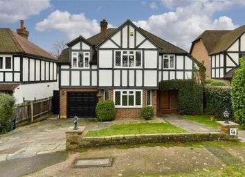 Thumbnail 5 bed detached house for sale in Holly Hill Drive, Banstead, Surrey