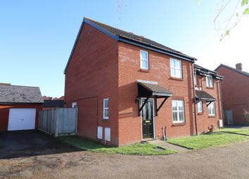 Thumbnail 3 bedroom semi-detached house to rent in Oxford Drive, Hadleigh, Ipswich, Suffolk