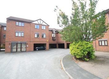 Thumbnail 1 bed flat to rent in Granville Gardens, Hinckley