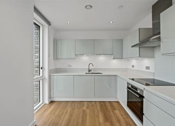 Thumbnail 1 bed property to rent in Wallis Walk, London