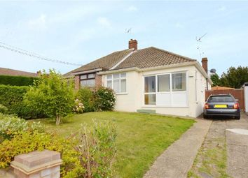 Thumbnail 2 bedroom semi-detached bungalow to rent in Eastwood Rise, Leigh-On-Sea, Essex