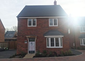 """Thumbnail 4 bedroom detached house for sale in """"The Castle"""" at Valley Road, Overseal, Swadlincote"""