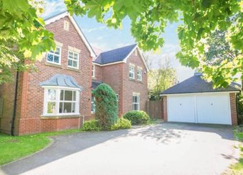 Thumbnail 4 bed detached house for sale in Chepstow Close, Macclesfield, Cheshire