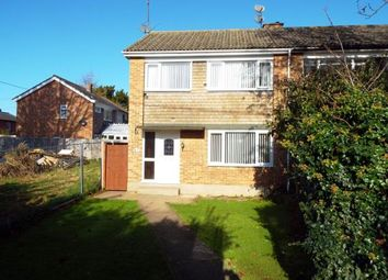 Thumbnail 3 bed semi-detached house for sale in Great Cornard, Sudbury, Suffolk