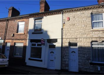 Thumbnail 2 bed semi-detached house for sale in Maclagan Street, Stoke, Stoke-On-Trent