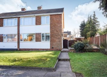 Thumbnail 2 bed maisonette for sale in Amberley Way, Sutton Coldfield