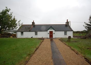 Thumbnail 3 bed detached house to rent in Mosstodloch, Fochabers