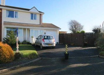 Thumbnail 3 bed detached house for sale in Cae'r Efail, Off Lon Capel, Dwyran