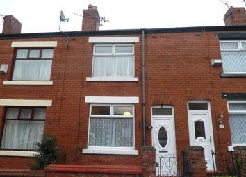 Thumbnail 2 bedroom terraced house for sale in Burkitt Street, Hyde