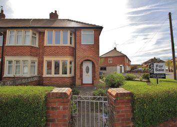 Thumbnail 3 bed semi-detached house for sale in 1 Belgrave Place, Poulton-Le-Fylde, Lancashire