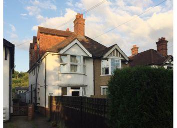 Thumbnail 2 bed maisonette for sale in Hughenden Road, High Wycombe