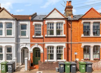 Thumbnail 3 bed terraced house for sale in Overcliff Road, London