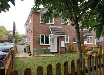 Thumbnail 1 bed semi-detached house for sale in Tickner Close, Botley