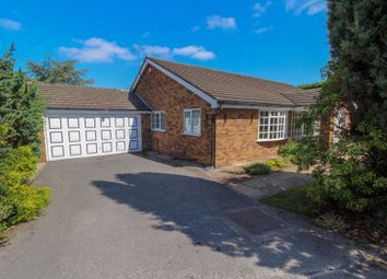 Thumbnail 4 bed bungalow for sale in Briarstead Close, Bramhall, Stockport
