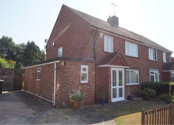 Thumbnail 3 bed semi-detached house for sale in Mccarthy Avenue, Canterbury