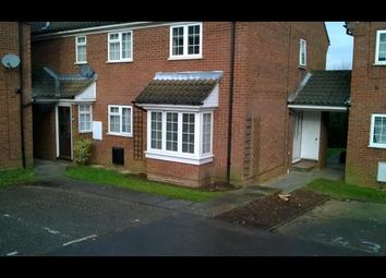 Thumbnail 2 bed terraced house to rent in Somersby Close, Luton