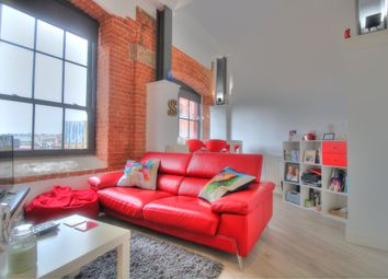 Thumbnail 1 bed flat for sale in College Street, Ipswich