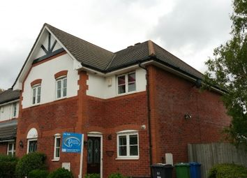 Thumbnail 3 bed semi-detached house to rent in Spires Gardens, Winwick, Warrington