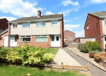 Thumbnail 3 bed semi-detached house for sale in Pilton Vale, Newport
