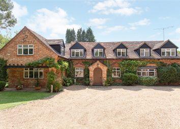 Thumbnail 6 bed detached house for sale in Ferry Lane, Medmenham, Buckinghamshire