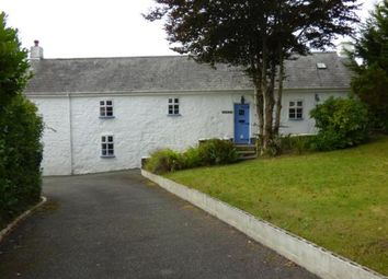 Thumbnail 4 bed detached house for sale in Abersoch, Gwynedd