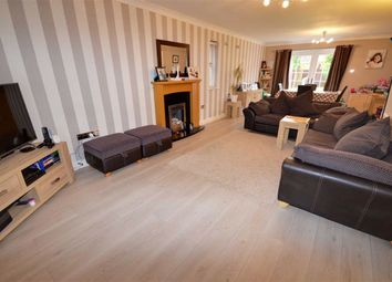 Thumbnail 4 bed detached house for sale in Cherry Tree Close, Brayton, Selby