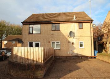 Thumbnail 2 bedroom flat for sale in Bryony Close, Old Catton, Norwich