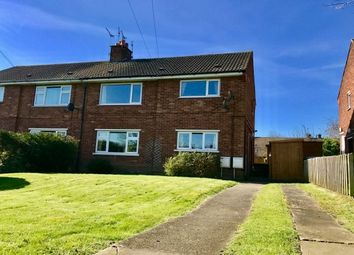 Thumbnail 2 bed maisonette to rent in Dunham Way, Upton, Chester