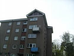 Thumbnail 3 bedroom flat to rent in Kelvin Gardens, Hamilton