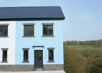 Thumbnail 4 bedroom town house for sale in Well Street, Llandysul