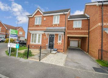 4 bed link-detached house for sale in Braidhills Drive, Castle Grange, Hull HU7