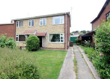 Thumbnail 3 bed semi-detached house for sale in Highfield Avenue, Driffield