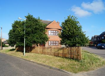 Thumbnail 4 bedroom detached house for sale in Saxon Road, Lowestoft