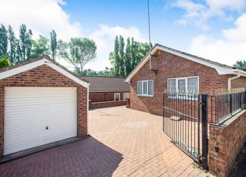 Thumbnail 2 bed detached bungalow for sale in Weavers Road, Pontefract