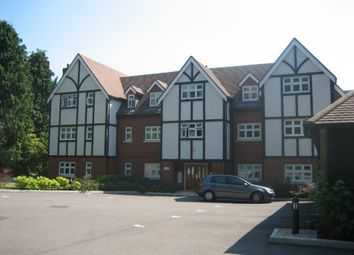 Thumbnail 2 bed flat to rent in Devenish Road, Sunningdale, Ascot