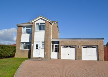 Thumbnail 3 bed detached house to rent in Homewood Close, Eastbourne