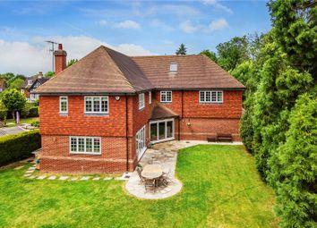 Thumbnail 6 bed detached house for sale in Croydon Road, Reigate, Surrey