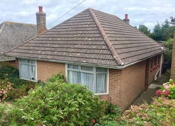 Thumbnail 3 bed bungalow for sale in Newton Rise, Swanage