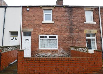2 bed terraced house for sale in Percy Terrace, New Kyo, Stanley, County Durham DH9