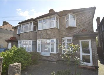 Thumbnail 2 bed maisonette for sale in Lyne Court, Sunnymead Road, London